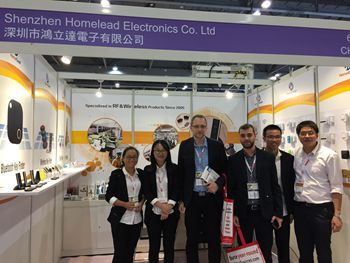 Global Sources Electronics Exhibition on October 2016