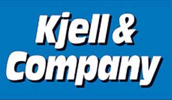 Kjell & AB Inc has long term cooperate with us